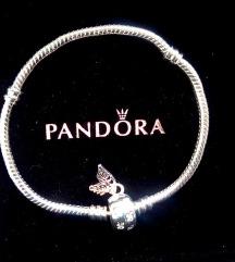 Pandora Garden narukvica, S925 , NOVO