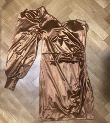 Haljina bronze