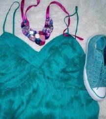 Zelena haljina SNIZENJE