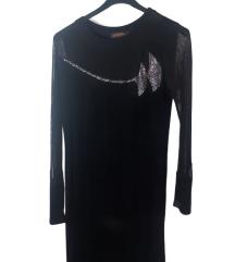 haljina crna uska