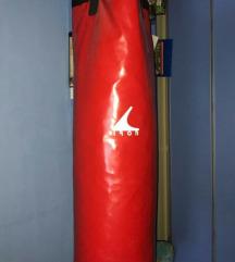 Crveni iron dzak za box