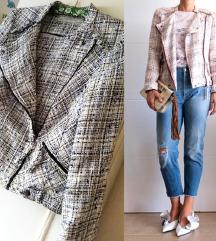 Zara Basic tweed jakna
