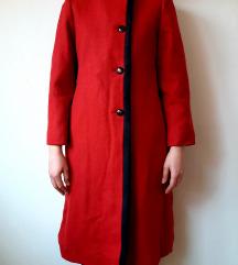 Sniženje Vintage kaput od čoje