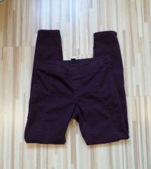 H&M skinny pantalone 38