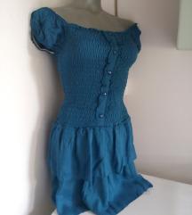 Nova Holly plava haljinica S