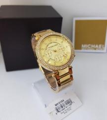 Michael Kors sat MK5354 - Parker Champagne Watch