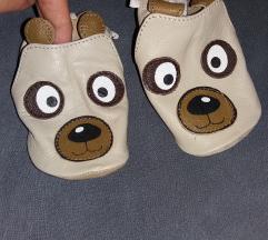 Kozne nehodajuce cipelice za bebu