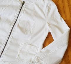 Benetton tanka pamucna jaknica kao nova M