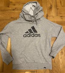 Adidas original sivi duks