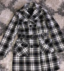 Rasprodaja - Karirani kaput