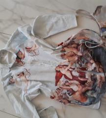 Kosulja haljina i top