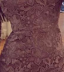 Svecana čipkana haljina