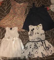 Svecane haljine za devojcice-104 do 4god 47L