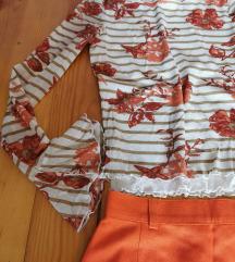 Majica + suknja