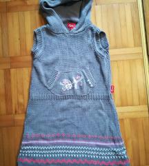 Sigikid zimska haljina vel 128