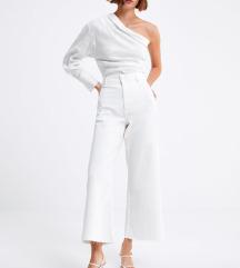 Kao nove Zara bele farmerice
