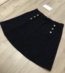 Nova teget C&A suknja sa etiketom