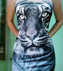 Leopard haljina/tunika