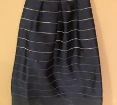 Duga suknja svila