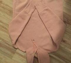 Top shop/baby pink duks