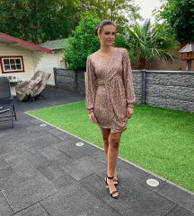 Balon zlatna haljina Nova 36,40