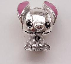 PANDORA Stitch srebro