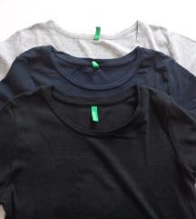 Benetton majice vel. M