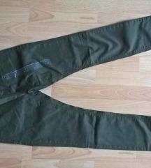 edc by Esprit maslinasto zelene pantalone NOVO