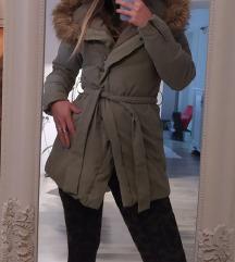 BENETON jakna perjana