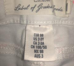 H&M sidro šorc-kao novo%%%
