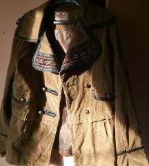 Sako, jakna od somota sa fantasticnim detaljima