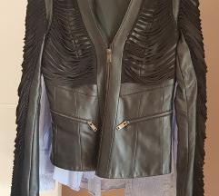 Kozna jakna Mona nikad obucena