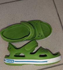 Nove Crocs sandale C 10, ug 17cm (br26-27)