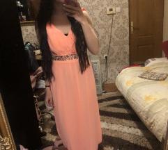 elegantna duga haljina