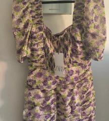 Zara haljina M velicina