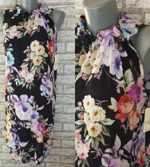 NOVA Cvetna haljina/tunika sa etiketom