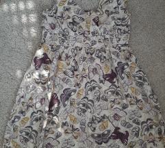 H&M haljina leptiei