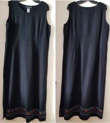 Sag Harbor lanena dugačka haljina