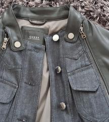 Guess kozna jakna