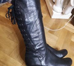 VAGABOND kozne duboke cizme kao nove