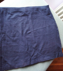 H&M teget suknjica