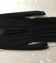 Prodajem crnu univerzalnu haljinu