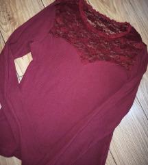 Bordo bluzica ❤️
