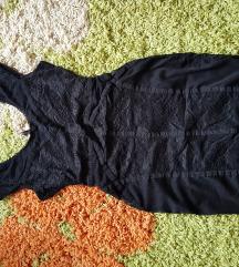 H&M crna haljina NOVO!