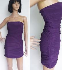 Ljubicasta haljinica XS-S