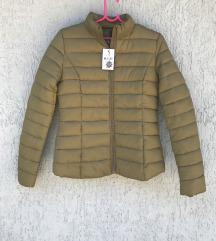 Chicoree Maslinasta prolecna jakna, S, novo