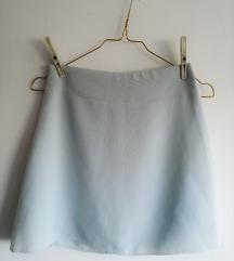Sportstaff pastelno plava suknja