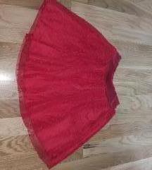 Til crvena suknja 10god