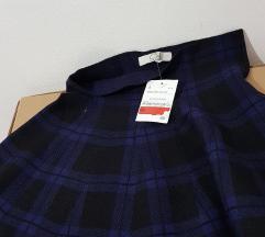 NOVO sa etiketom C&A suknja