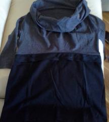 %%%2.000-Kookai sivo crna bluza
